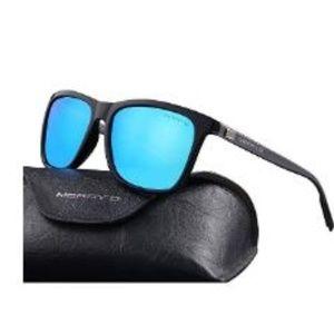 Unisex Polarized Aluminum Sunglasses